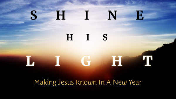 Arise and Shine Image